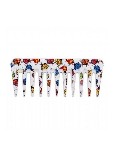 Salon Salon Profesyonel Fun Lıne Saç Fırçası F-8205 Renksiz